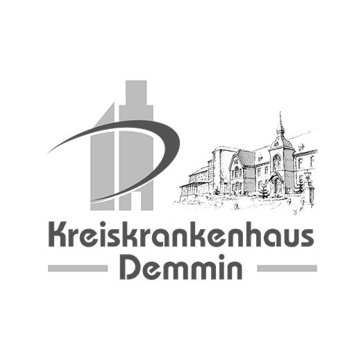 Firmenlogo Kreiskrankenhaus Demmin