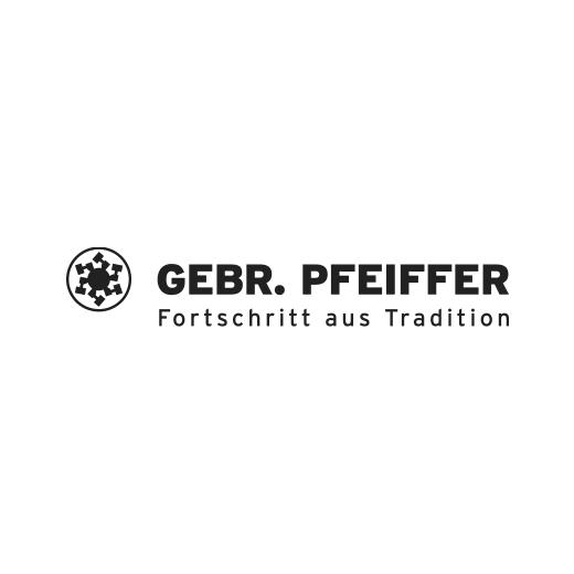 Firmenlogo Gebr. Pfeiffer SE