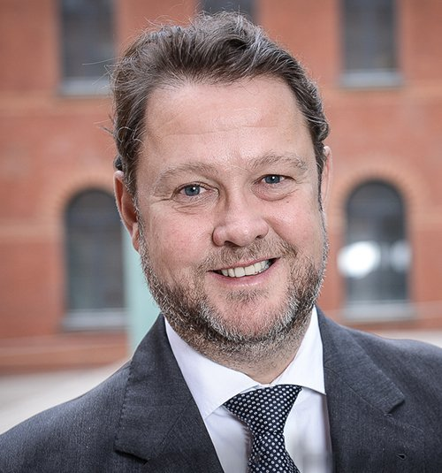 Robert Ilse, Management OPTIMAL SYSTEMS Switzerland