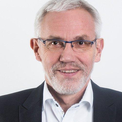 Rudibert Glowka, Geschäftsführung OPTIMAL SYSTEMS Stuttgart