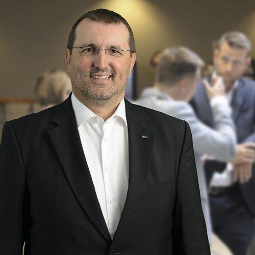 Rudolf Purwien, Geschäftsführung OPTIMAL SYSTEMS München