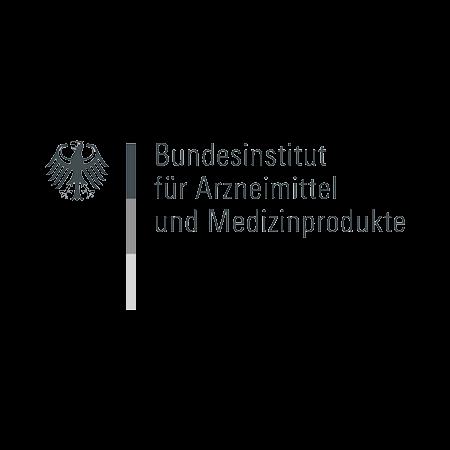 Referenzlogo von Bundesinstitut für Arzneimittel und Medizinprodukte