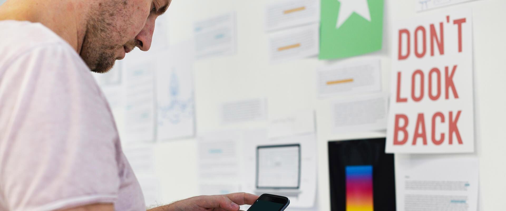 """Beitragsbild des Produktblogs: """"Mit ECM-Software auf dem Wegzum Informationsmanagement von morgen"""""""