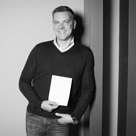 Sven Kaiser, Geschäftsbereichsleiter Marketing und Markenstrategie