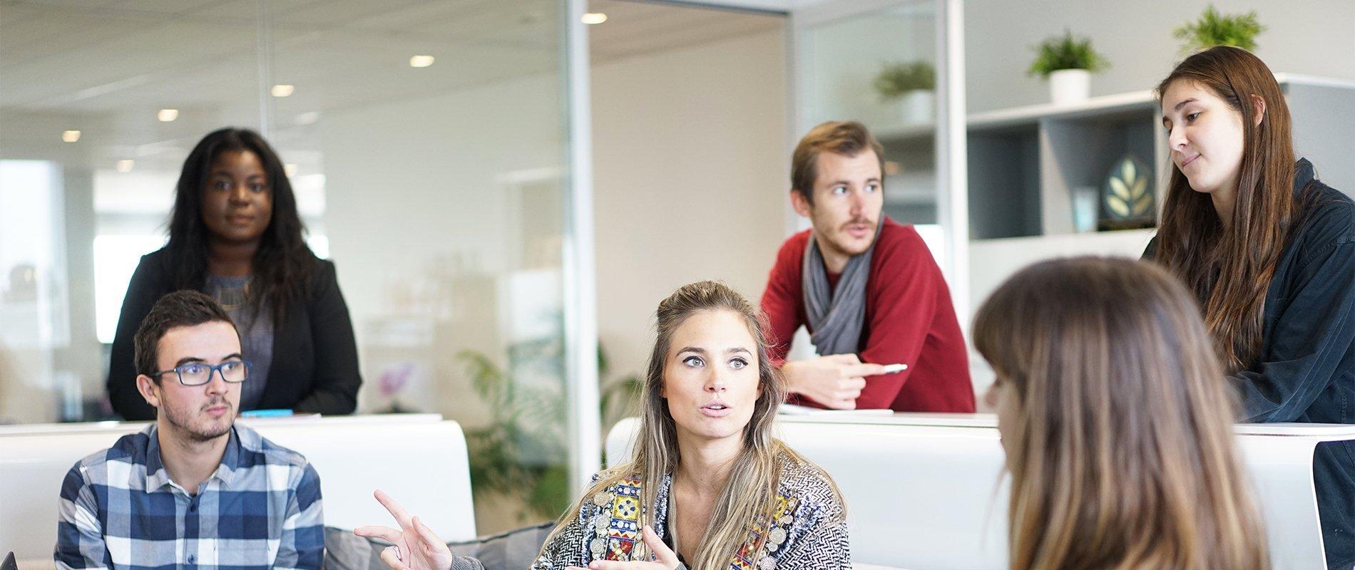 Titelbild des Jobangebots im Bereich Consulting