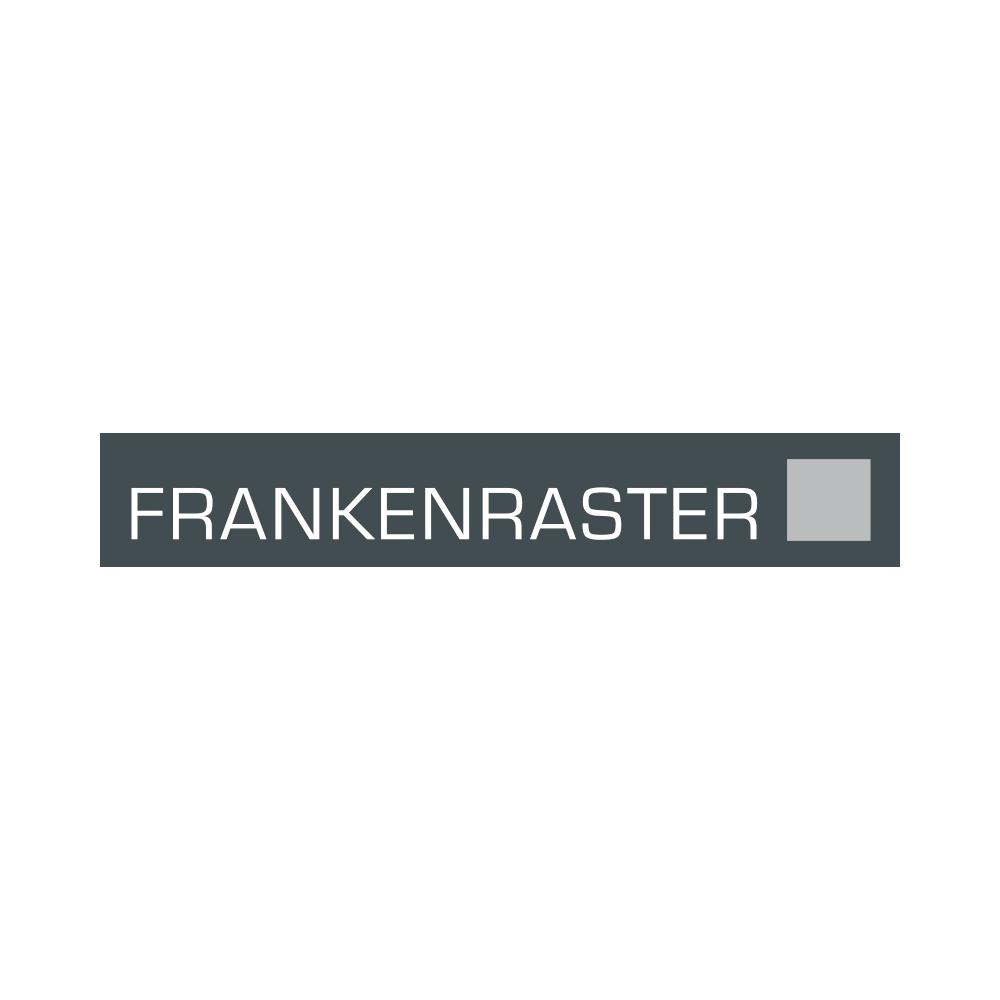 Referenzlogo von FRANKENRASTER GmbH