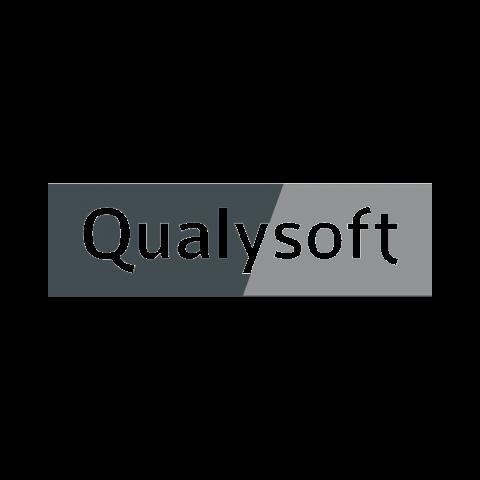 Referenzlogo von Qualysoft GmbH