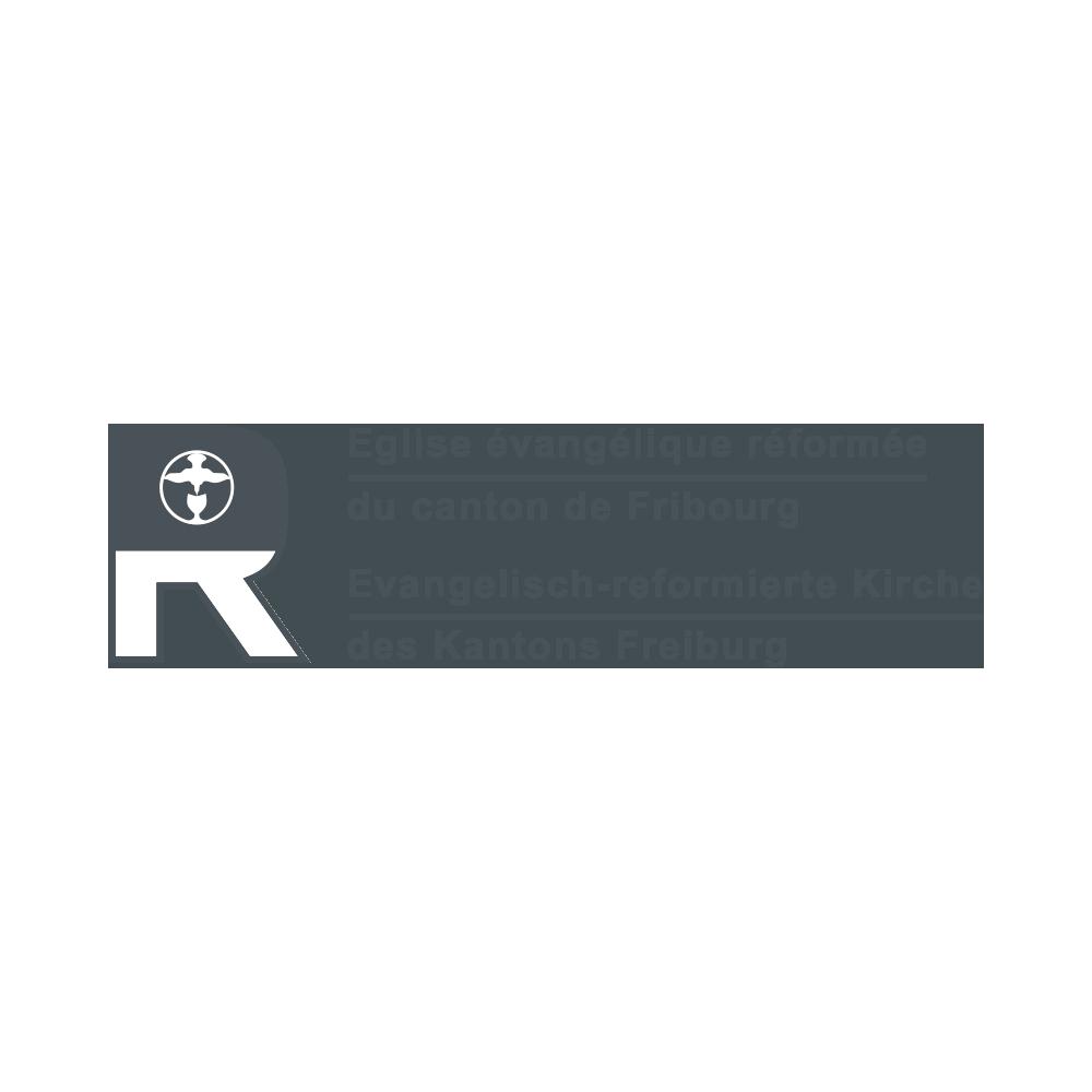 Referenzlogo von Evangelisch-reformierte Kirche des Kantons Freiburg