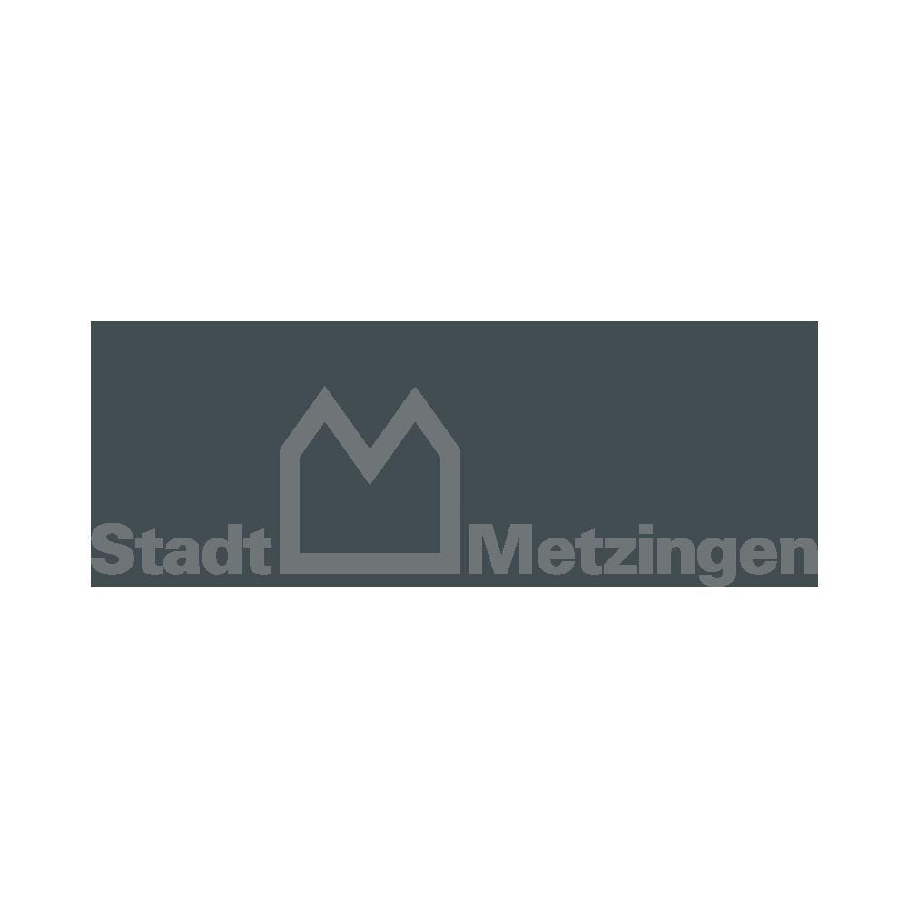 Referenzlogo von der Stadt Metzingen