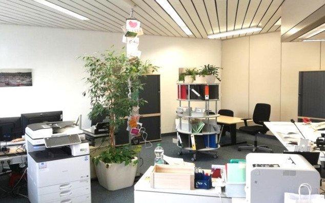 Eindrücke aus einem Büro in Ludwigsburg
