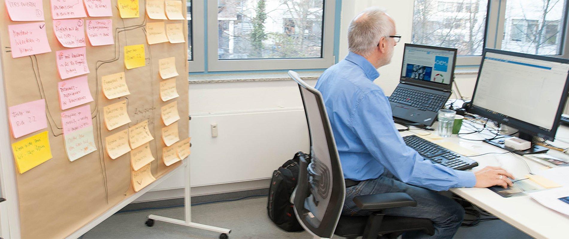 Titelbild des Jobangebots im Bereich Projektleitung