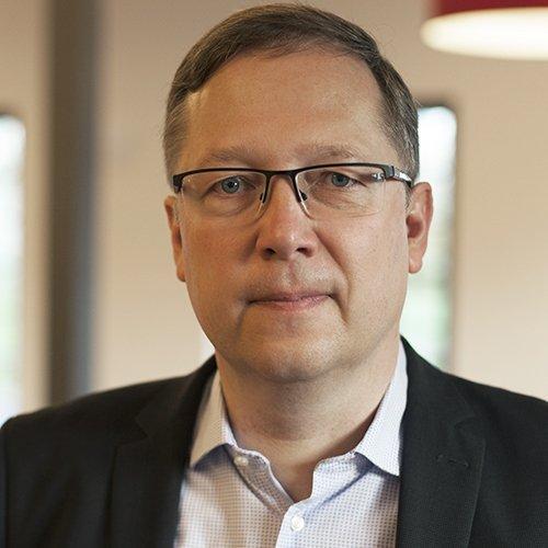 Björn Grabe, Geschäftsbereichsleiter Professional Services bei OPTIMAL SYSTEMS