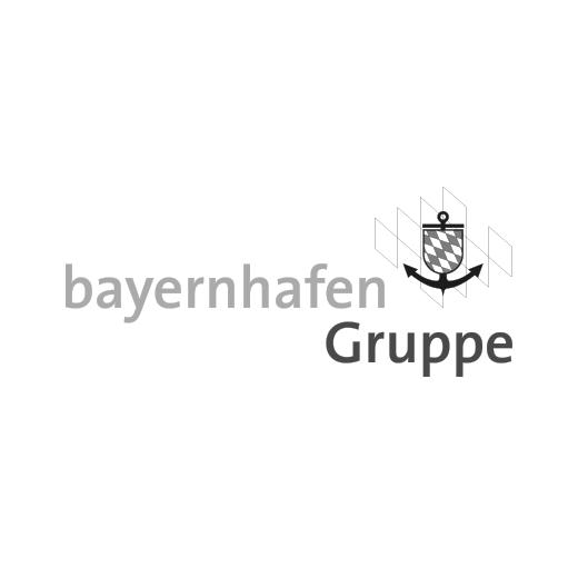 Firmenlogo Bayernhafen Gruppe