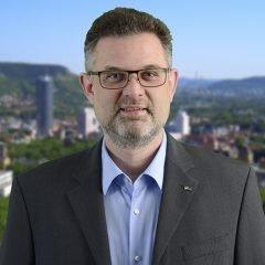 Jan Seyfarth, Geschäftsführer OPTIMAL SYSTEMS Jena