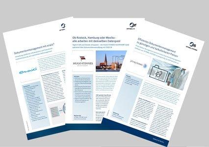 Titelbilder von Whitepapern von OPTIMAL SYSTEMS