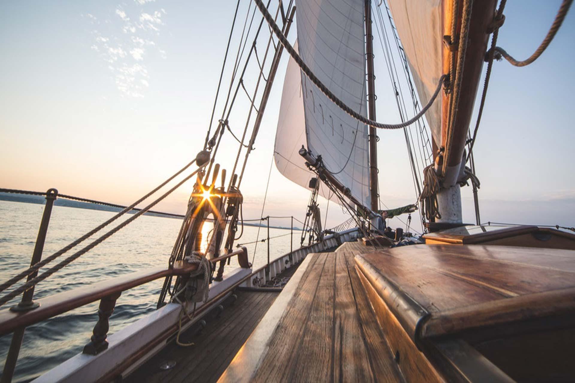 terminbilder segelboot