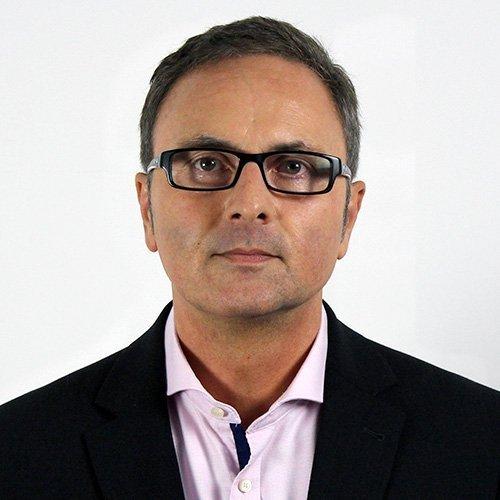 Axel Haas Portrait