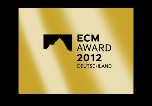 Logo ECM Award 2012