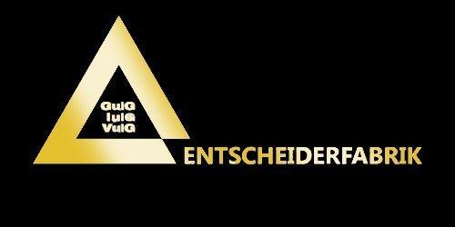 Logo Entscheiderfabrik