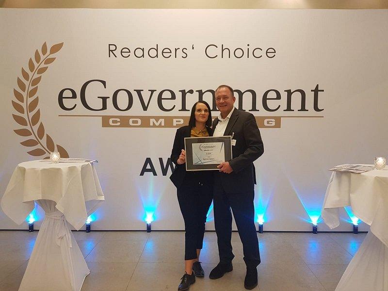 e-Government Award Auszeichnung