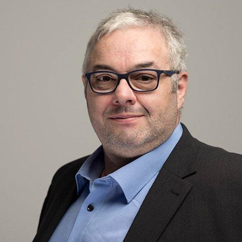 Portrait von Daniel Lugner