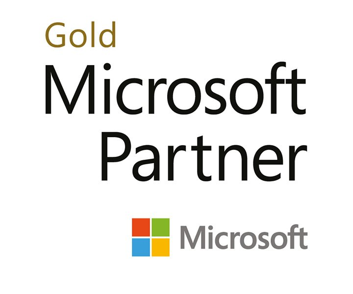 Microsoft Gold Partner Logo 2020