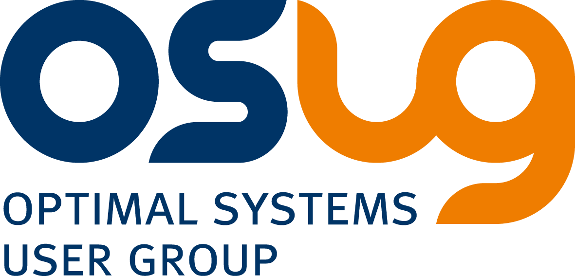 Logo OPTIMAL SYSTEMS User Group