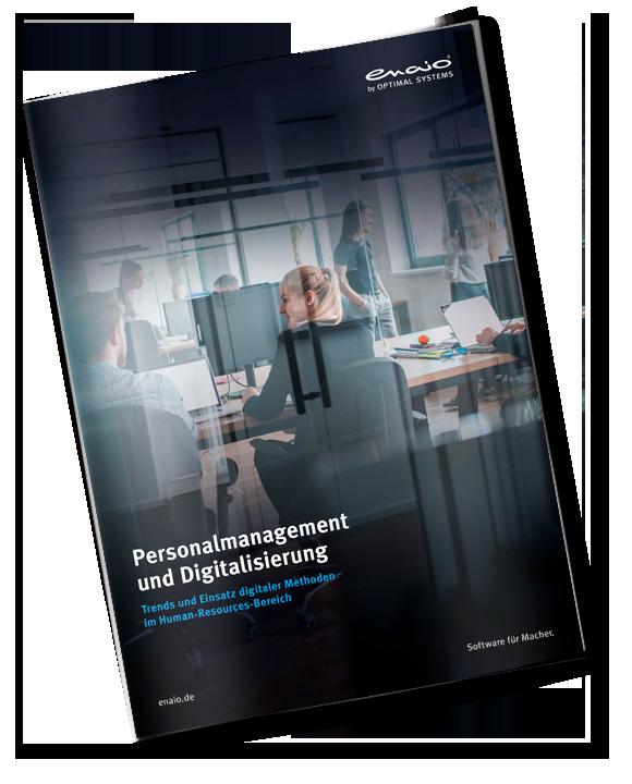 Vorschau Whitepaper Personalmanagement und Digitalisierung