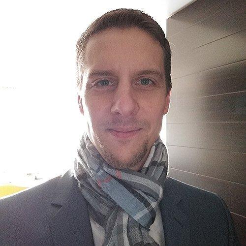 Portrait Phillip Stimmeder