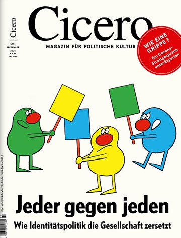 Cicero Cover Sept 2020