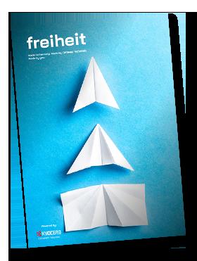 Freiheit Magazin Cover