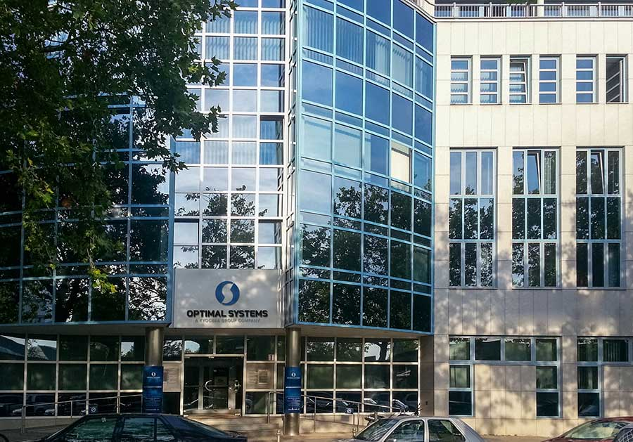 OPTIMAL SYSTEMS Unternehmenszentrale Berlin