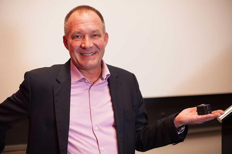 Andreas Kalz, Geschäftsbereichsleiter Vertrieb Deutschland