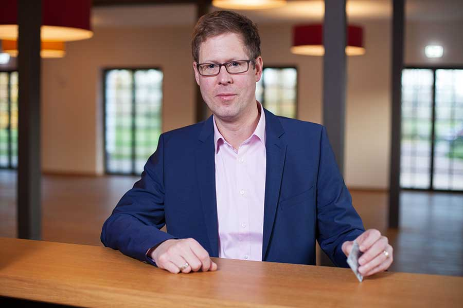 Andreas Karger, Chief Finance Officer