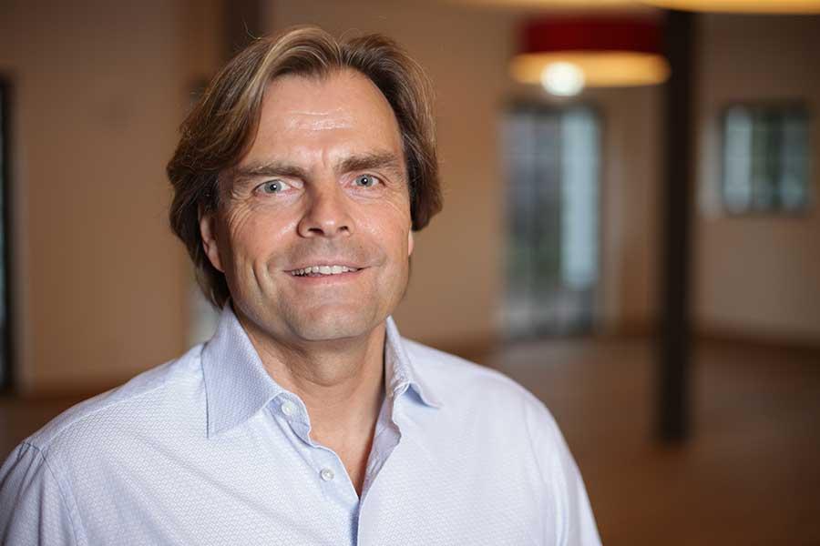 Karsten Renz, CEO OPTIMAL SYSTEMS
