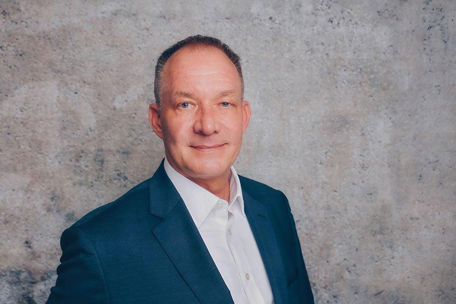 Andreas Kalz Geschäftsbereichsleiter Vertrieb D/A/CH