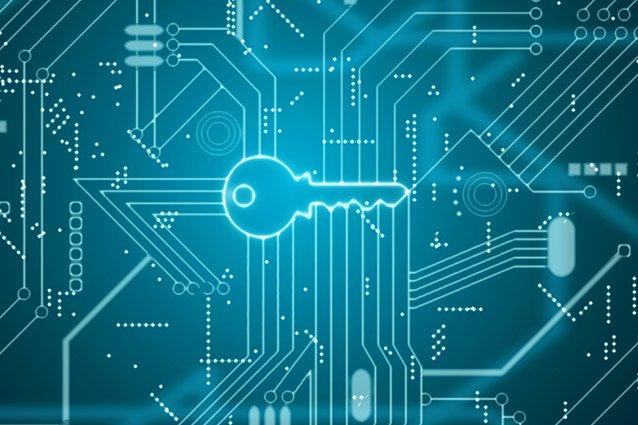Digitaler Schlüssel