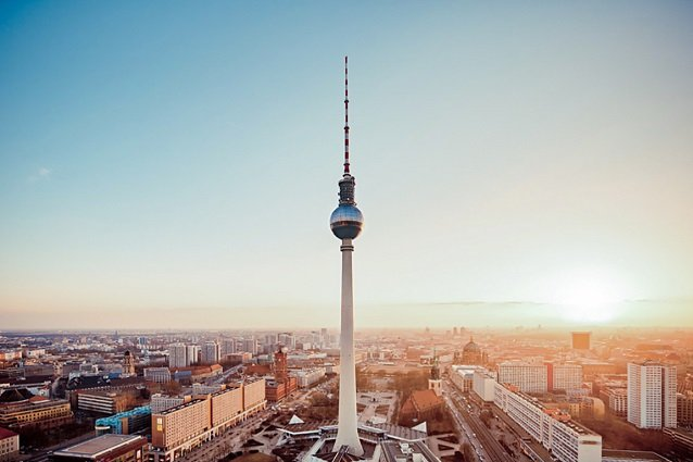Terminbilder Skyline Berlin