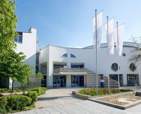Gebäude Landratsamt Schweinfurt